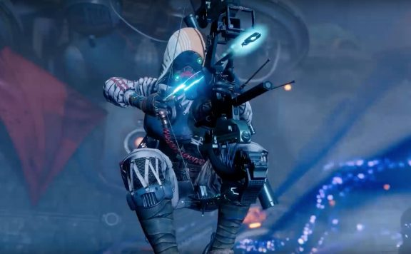 Destiny 2 Forsaken Bow 5