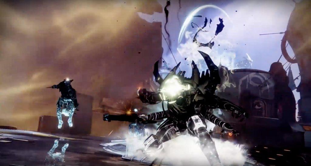 Destiny 2 Forsaken Gambit 2