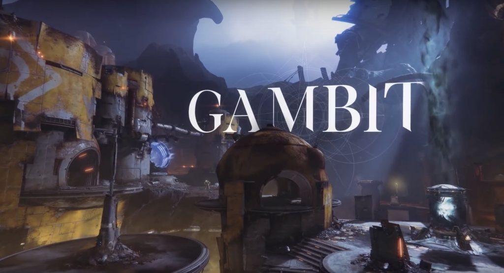 Destiny 2 Forsaken Gambit 8