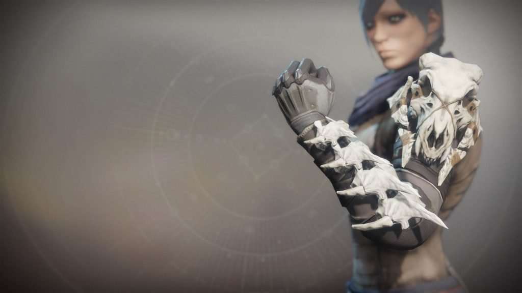 Destiny 2 Hunter Ahamkaras Spine