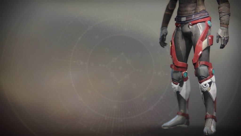 Destiny 2 Hunter Stampfer