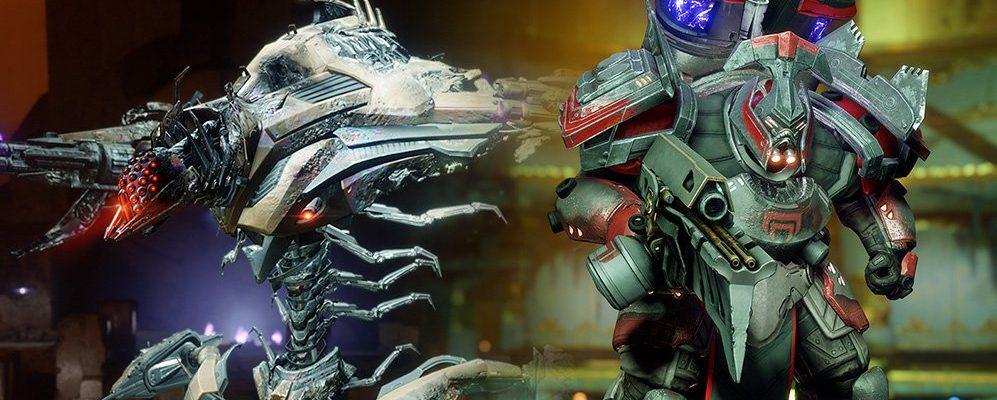 Destiny 2: Weekly Reset am 17.7. – Fraktions-Rally, Prestige-Raid-Trakte starten