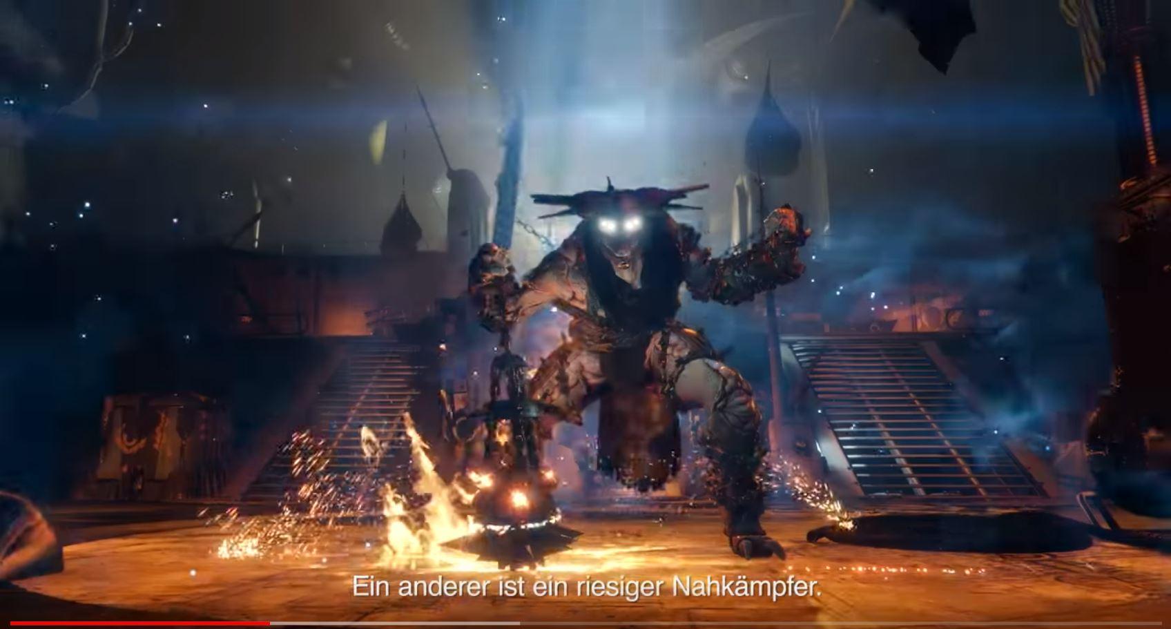 Destiny-2-Nahkämpfer