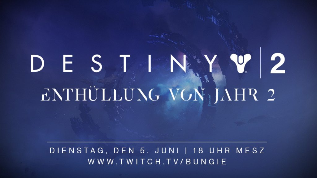Destiny 2 Y2 Reveal Stream