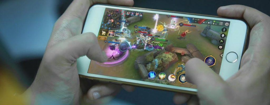 Online Spiele Handy