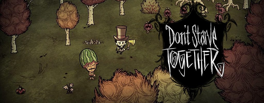Dont Starve Together Banner Titel