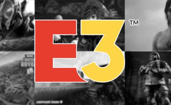 E3 2018 Games Titel