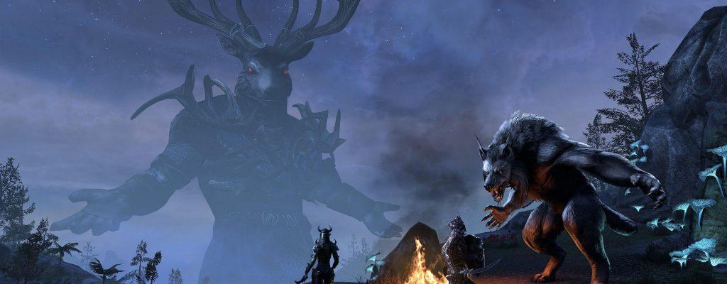 Elder Scrolls Online kriegt 2018 noch 2 Dungeons und 1 neue Zone