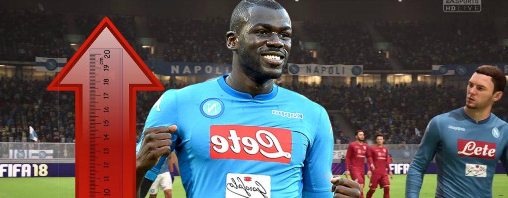 FIFA 18: Erwischt! Afrikanischer Profi log sich wohl 8 Zentimeter größer