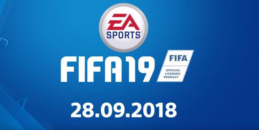 FIFA 19 Release