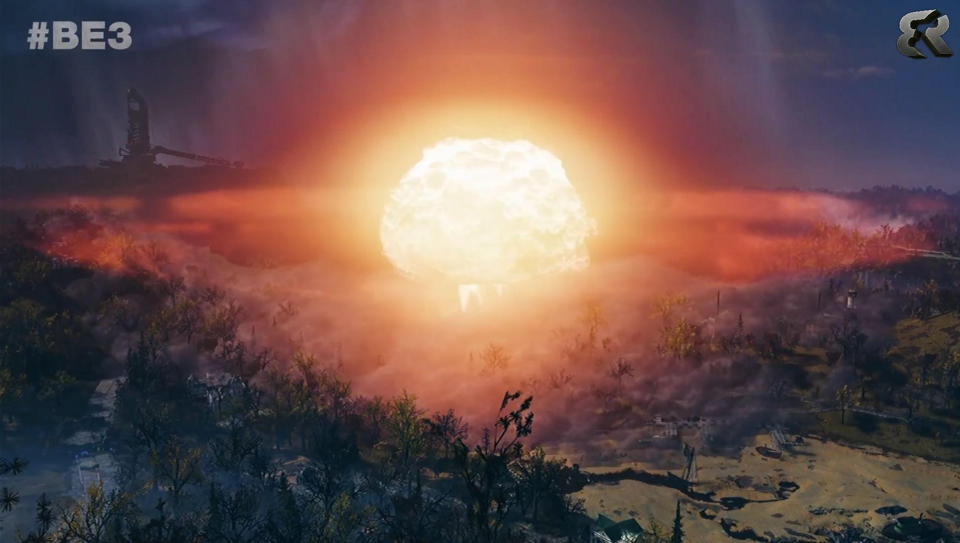 Fallout 76 Atomrakete
