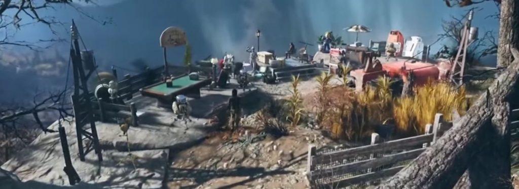 Fallout 76 Bausystem Screenshot Titel