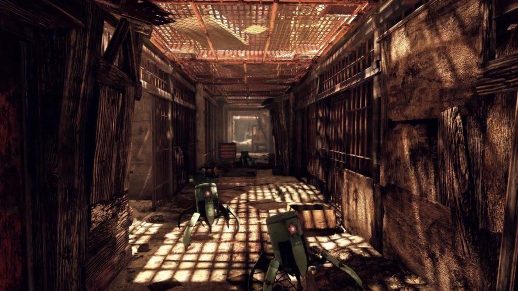 Fallout 76 Gameplay Trailer Neue Gegner kleine Robotoer