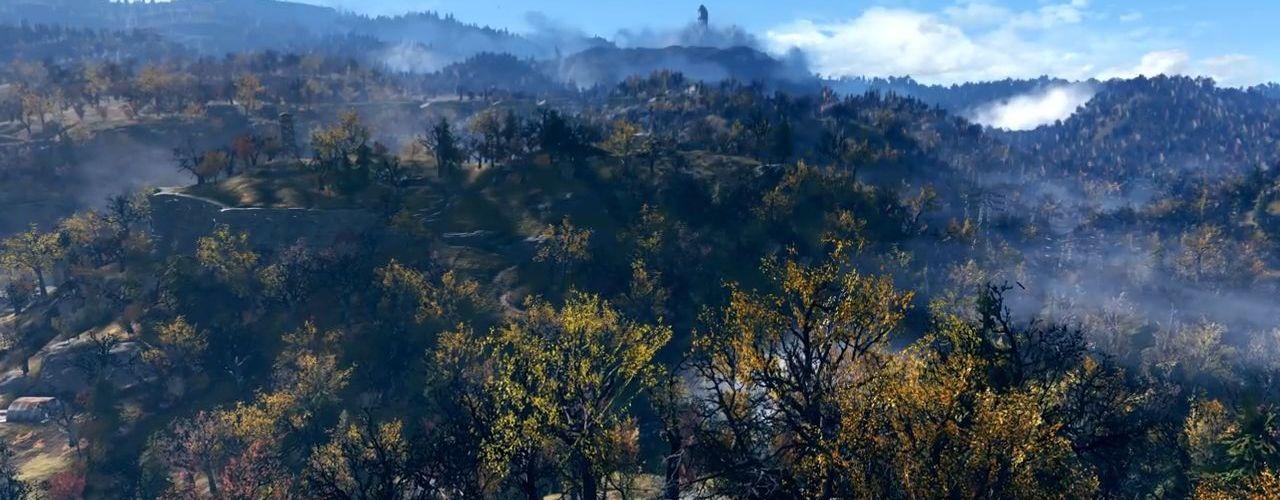Fallout 76 Landschaft 2 Titel