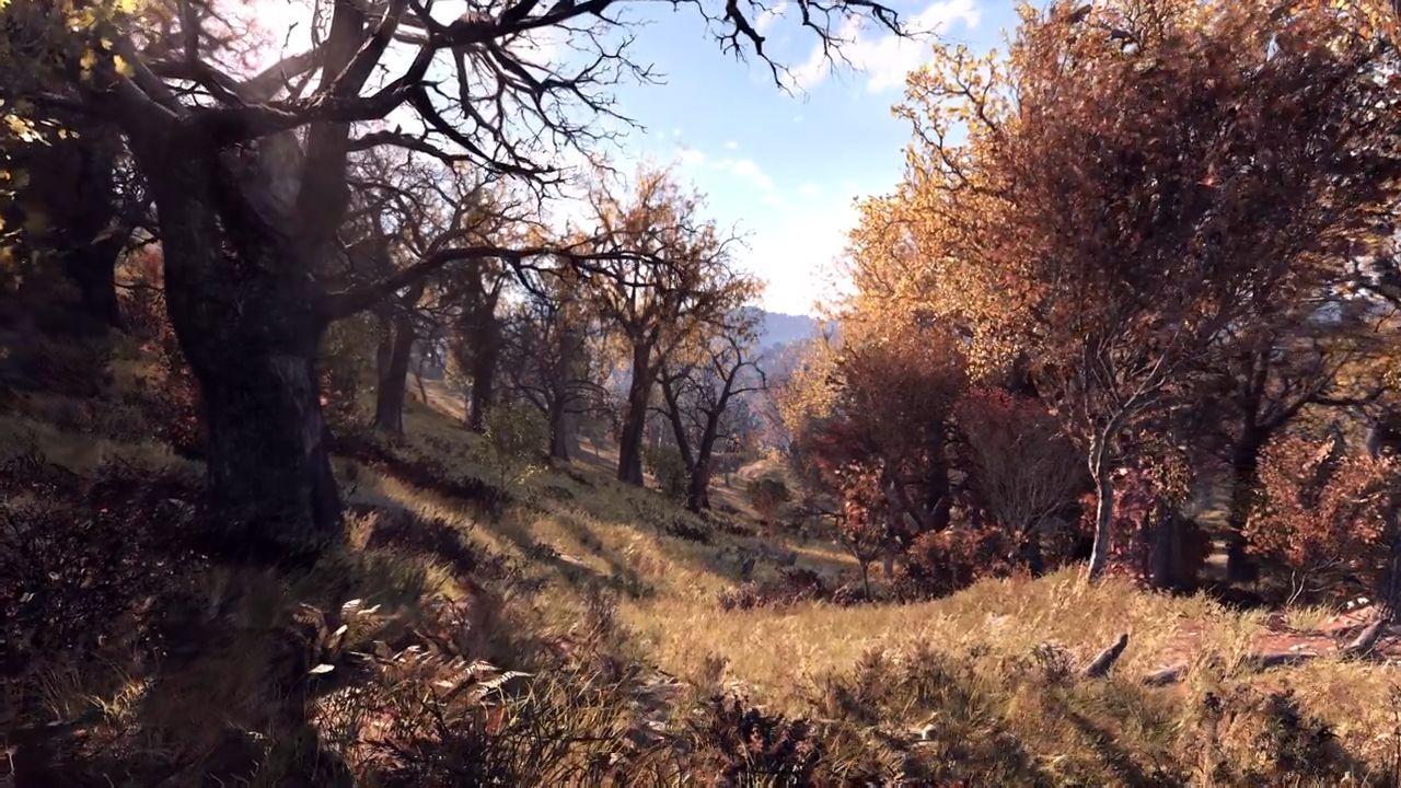 Fallout 76 Landschaft