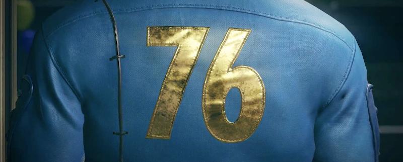 Fallout 76 Rücken