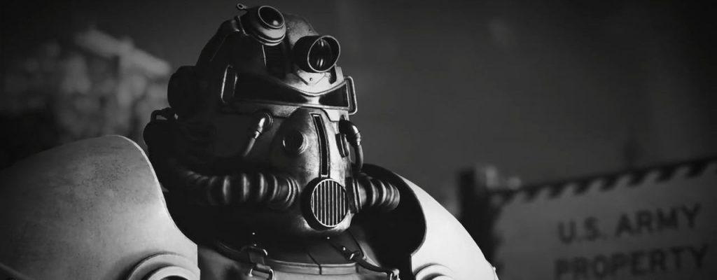 Ein Junge spielt schon Fallout 76, aber die Geschichte ist traurig