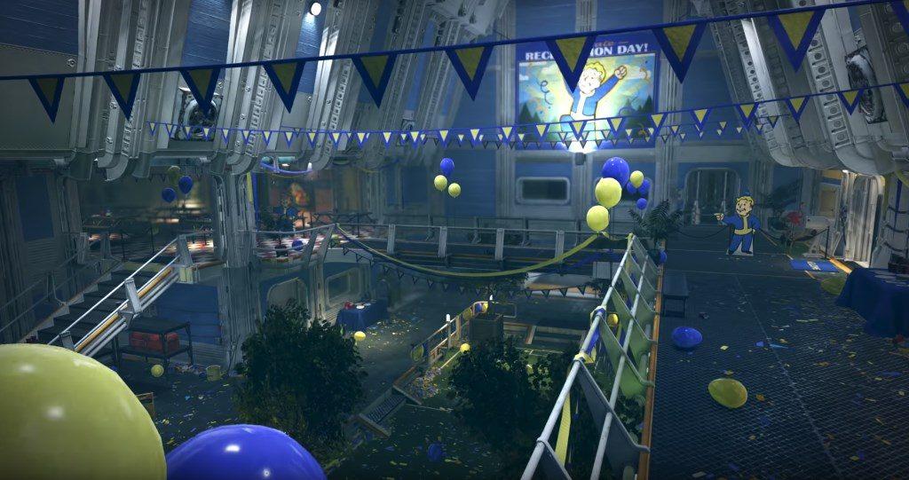 Fallout 76 Vault 76