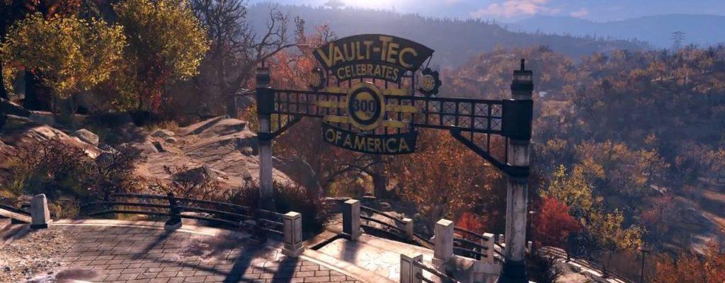 Ihr könnt in Fallout 76 Läden besitzen und mit anderen Spielern handeln