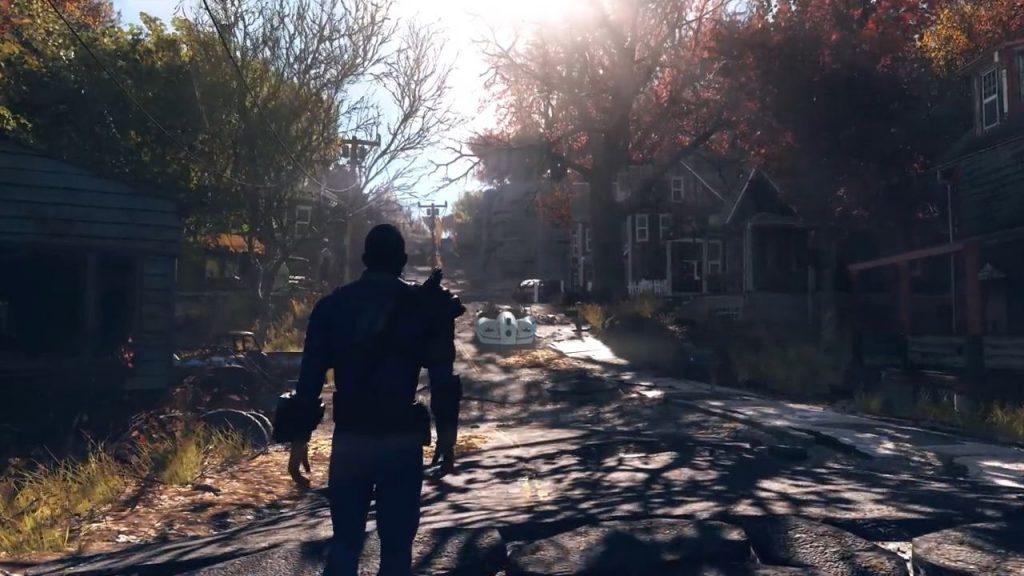 Fallout 76 Wanderer
