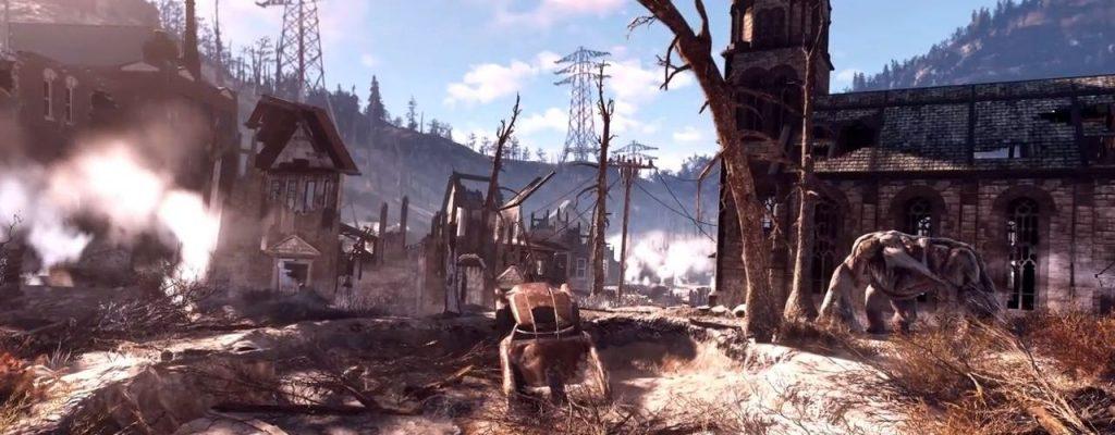 Die Beta von Fallout 76 – Bethesda fordert Vorbestellung