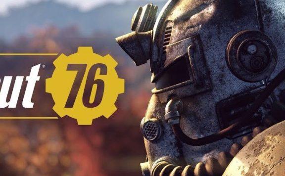 Fallout Trailer Header Titel