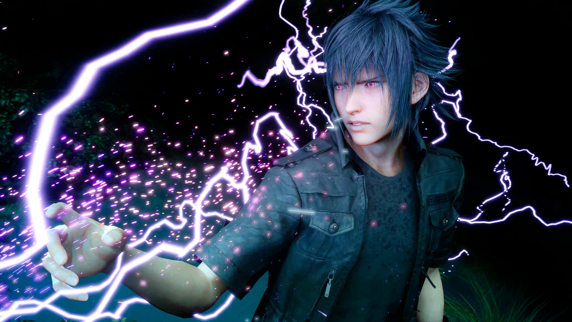 Final Fantasy XV Noctis Casting