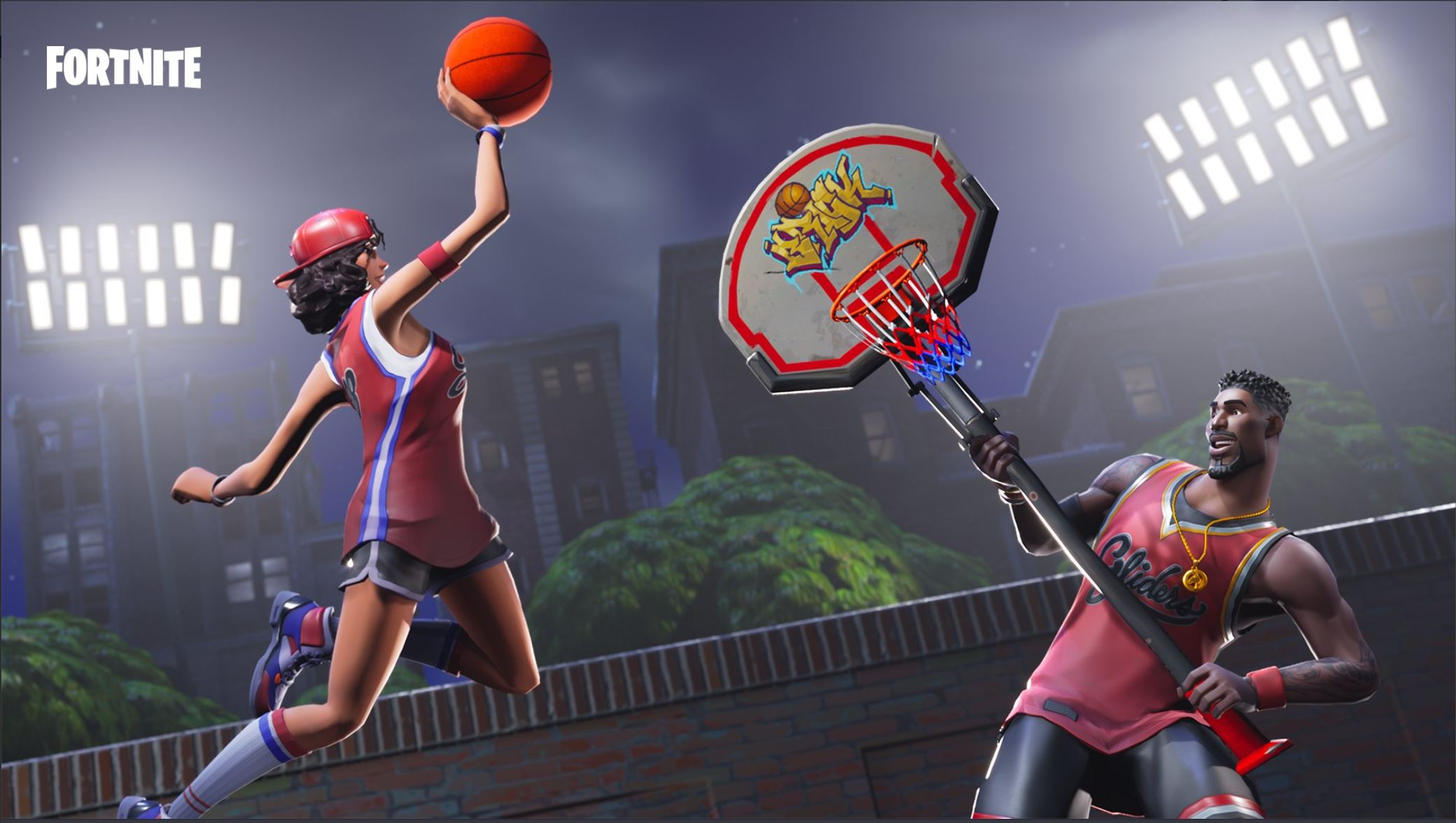 Fortnite-Basketball