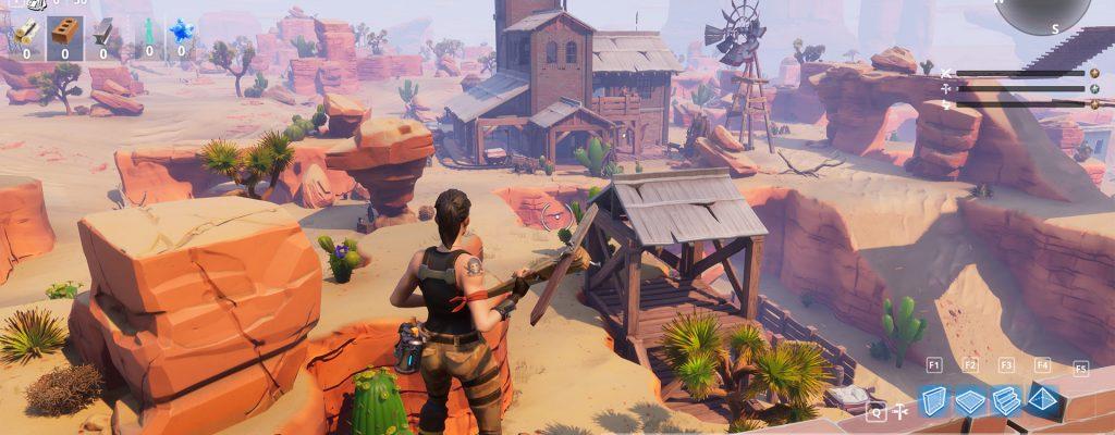 Es Wollen Viele Fortnite Auf Ps3 Und Xbox 360 Spielen Gibt S Da