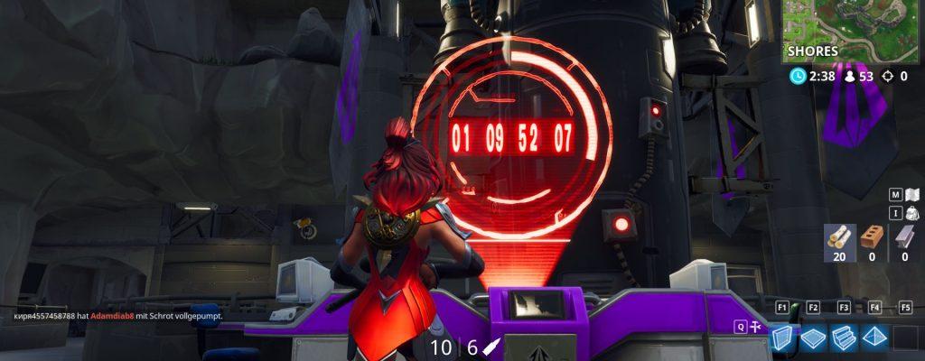 Fortnite: Spieler hören plötzlich Sirenen – Big Bang am Samstag?