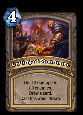 Hearthstone Culling of Stratholme