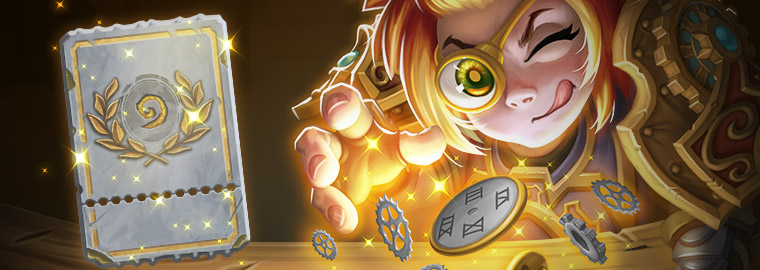 Hearthstone Free Arena Ticket