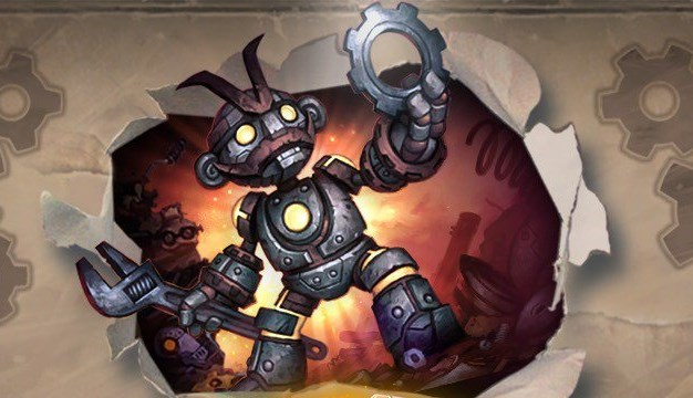 Hearthstone Gnome Tinkering