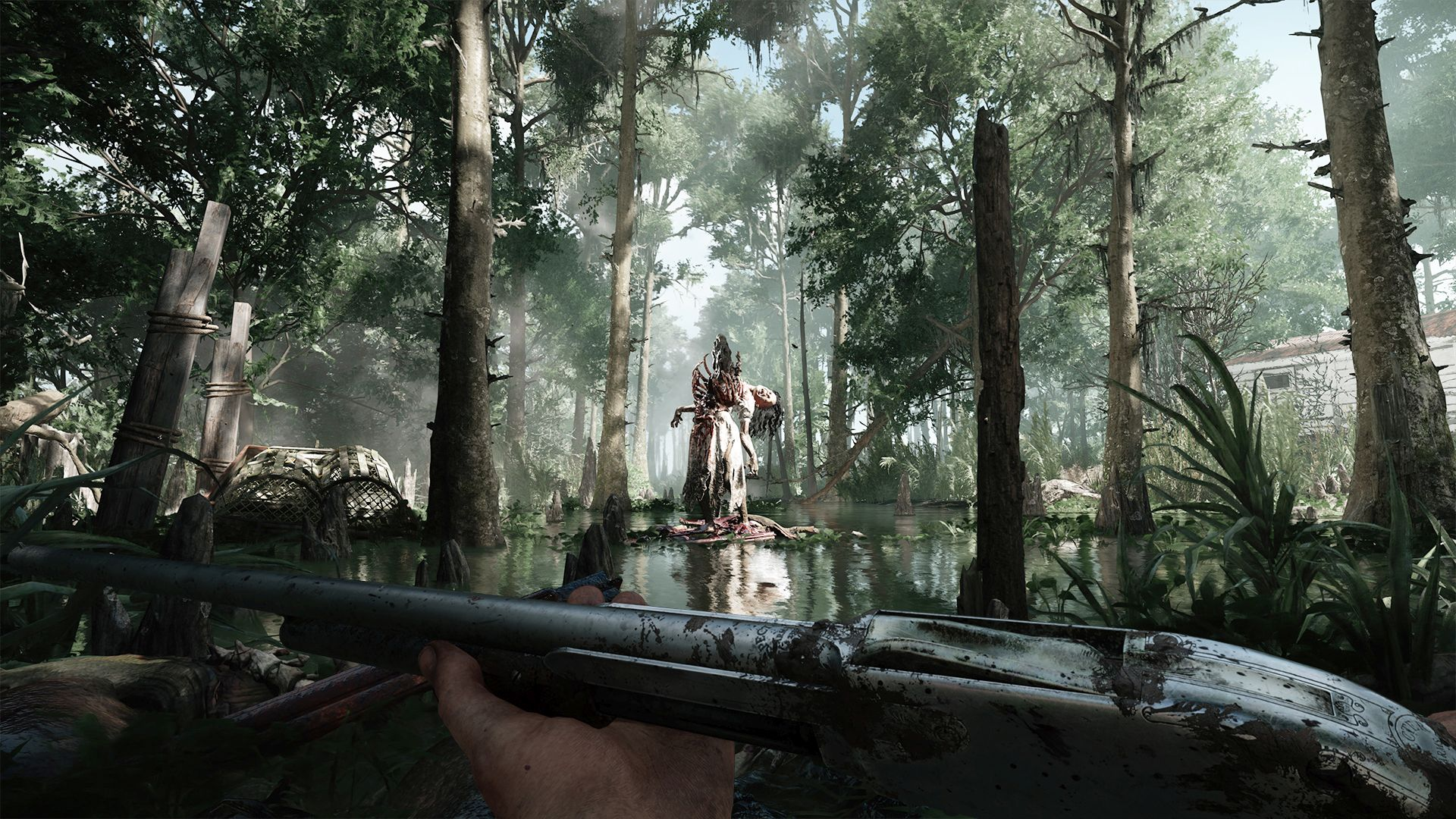 Horror Games Hunt Showdown 2