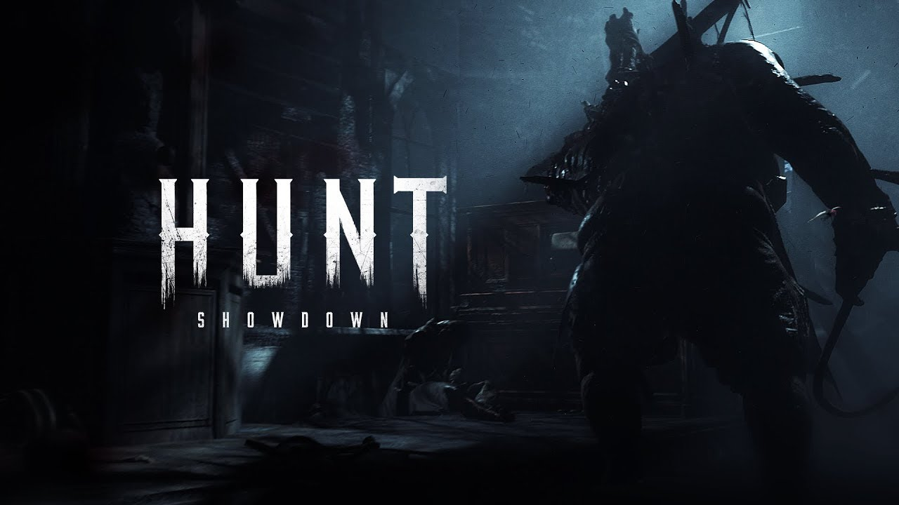 Horror Games Hunt Showdown