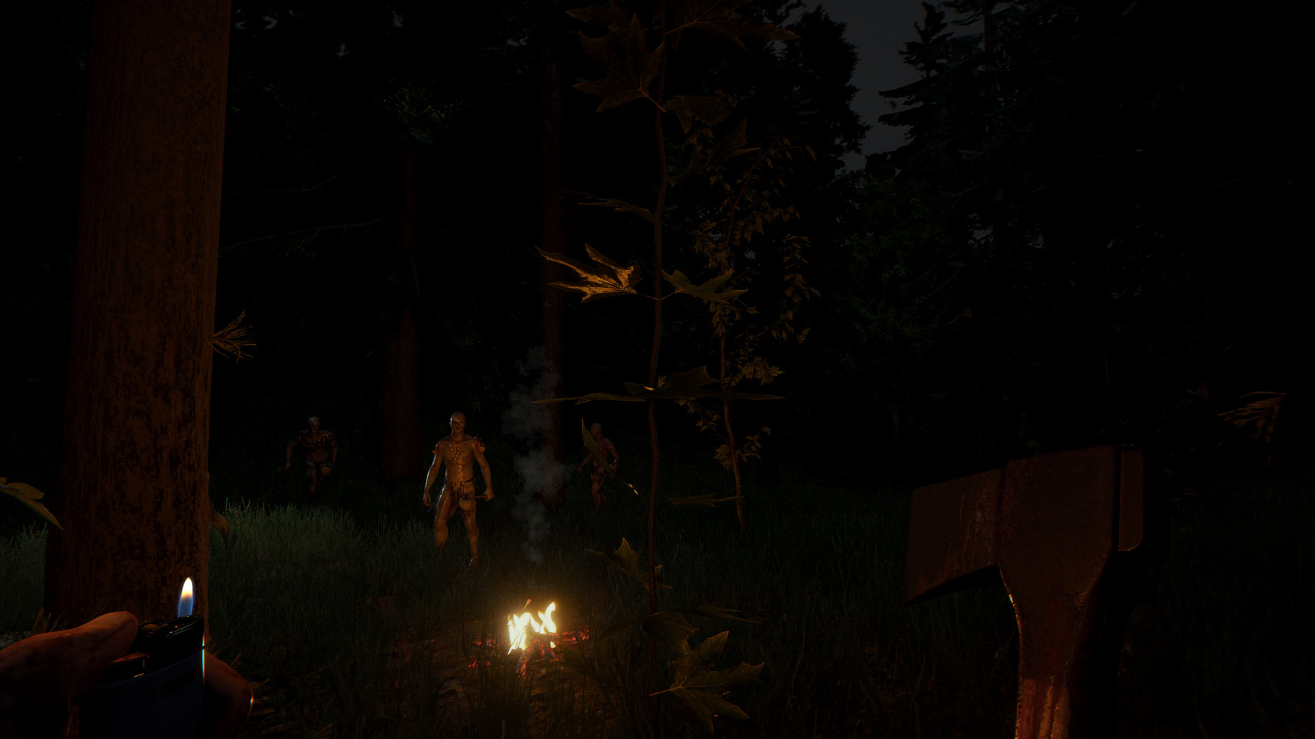 Horror Games The Forest 2