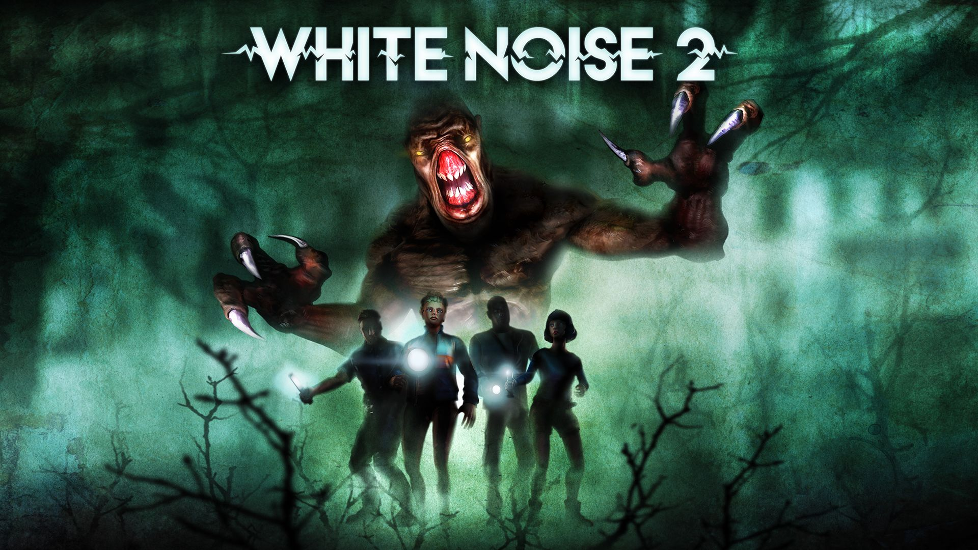 Horror Games White Noise 2