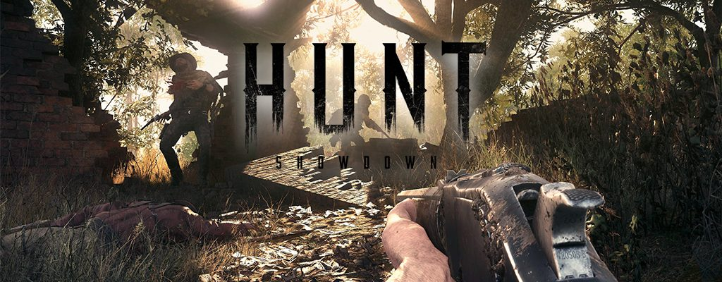 Hunt Showdown banner Titel