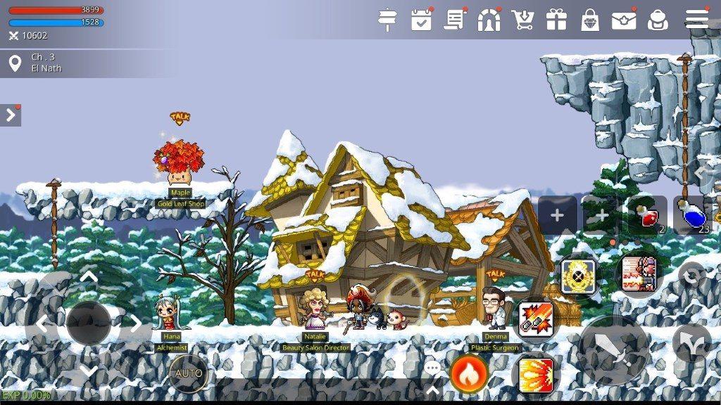 MapleStory M Screenshot 2