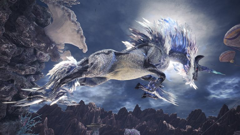 Monster-Hunter-World-Kampfgehärteter-Kirin