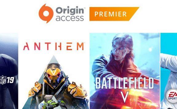 Origin Access Premier Titel