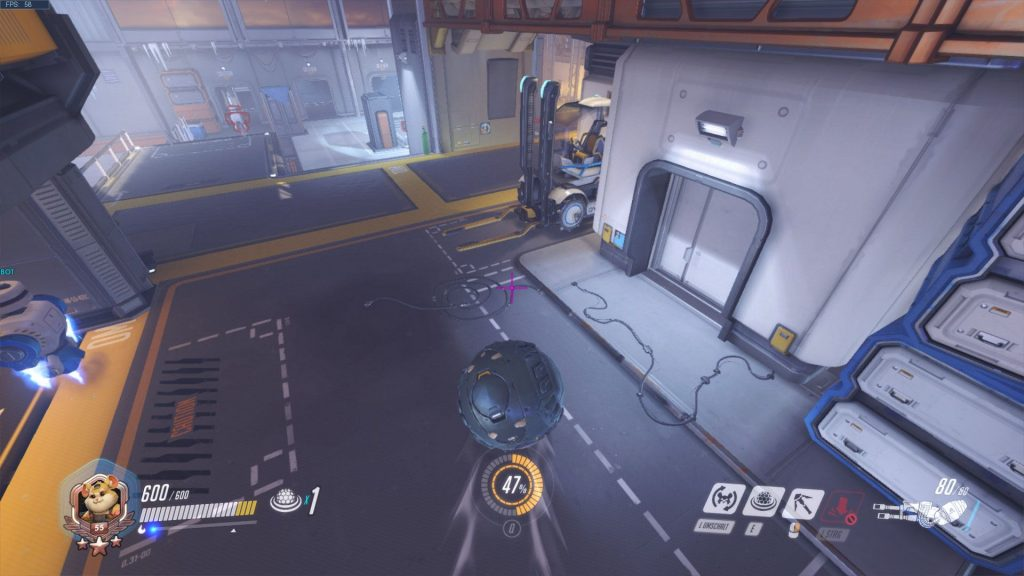 Overwatch Hammond Screenshot Skills Einkugeln