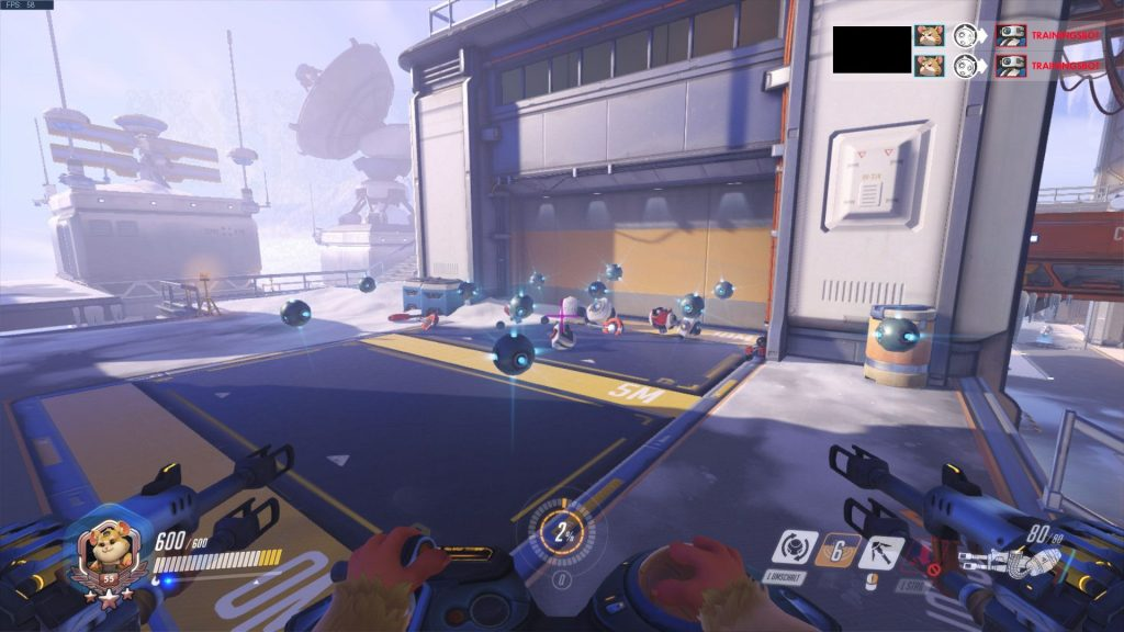 Overwatch Hammond Screenshot Skills Minenfeld 2