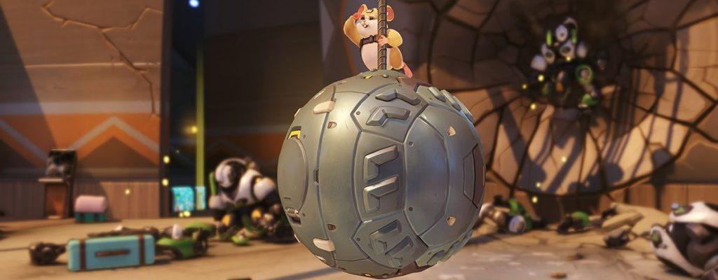 Overwatch: Die Skills von Wrecking Ball – Auf PTR kannst du ihn schon spielen