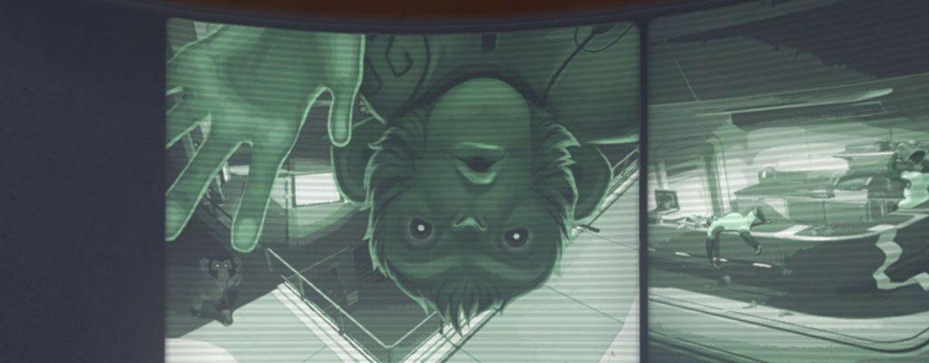 Wird Affe Hammond der nächste Held in Overwatch?