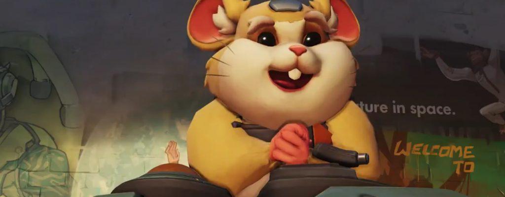 Der neue Overwatch-Held ist ein irrer Hamster!