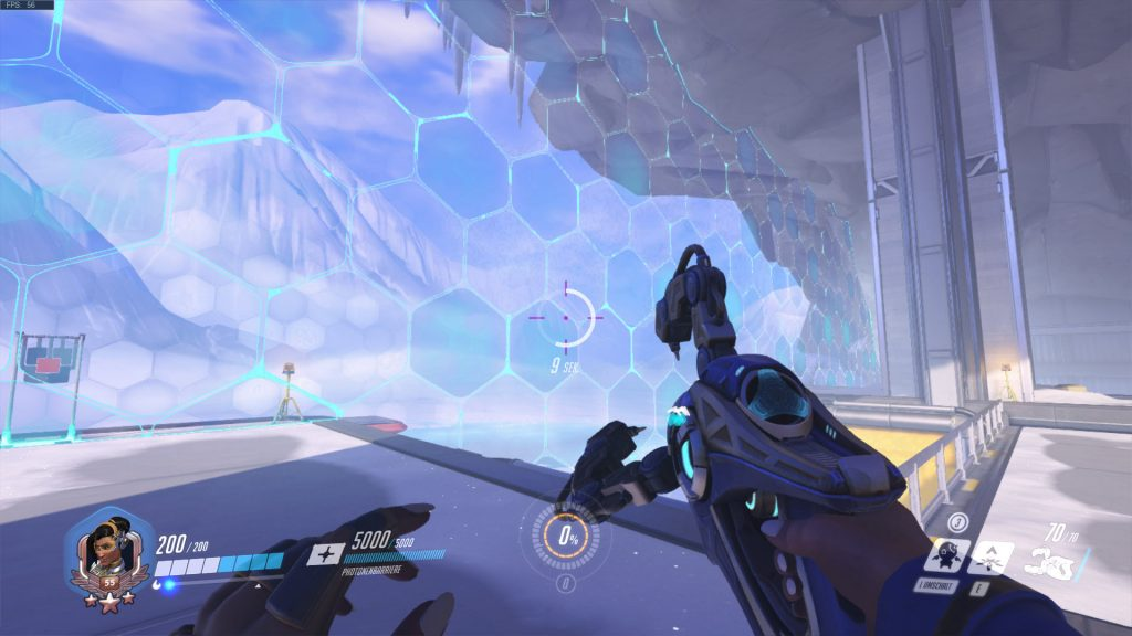 Overwatch PTR Screenshot Symmetra Ultimate