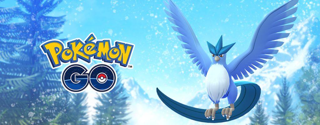 Pokémon GO Arktos Titel 3