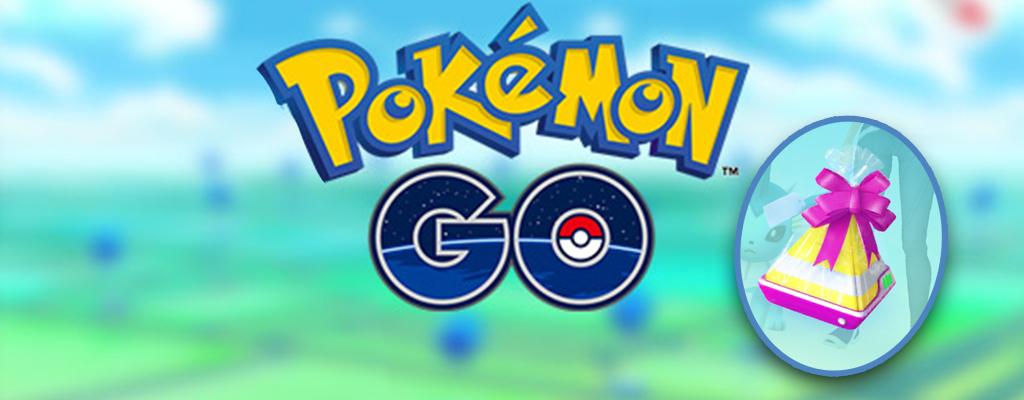 Pokémon GO: Inhalte der Geschenkboxen – Das steckt drin