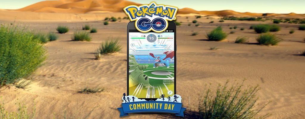 Pokémon GO Katapult